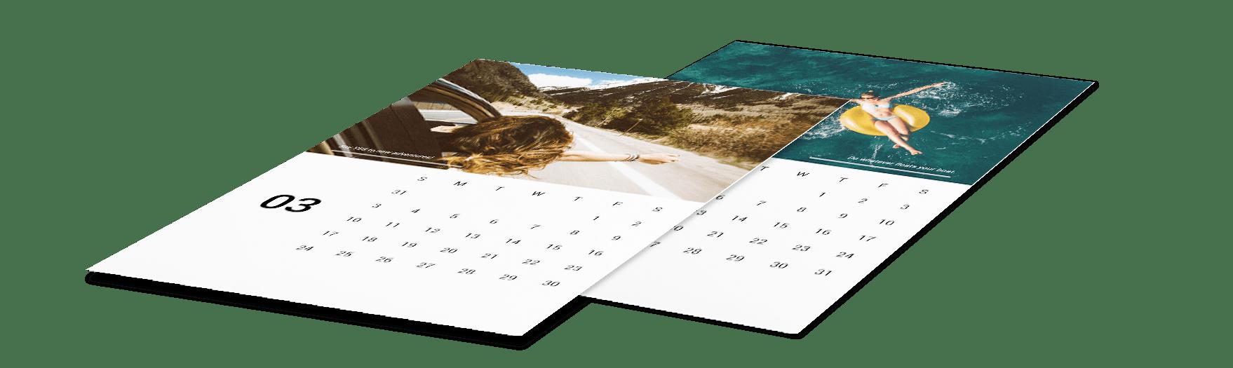 Custom Photo Calendars Worldwide Make