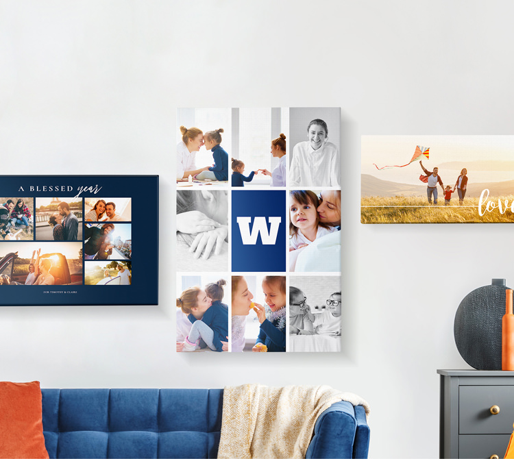 Canvas Prints Quality | Photobook Worldwide