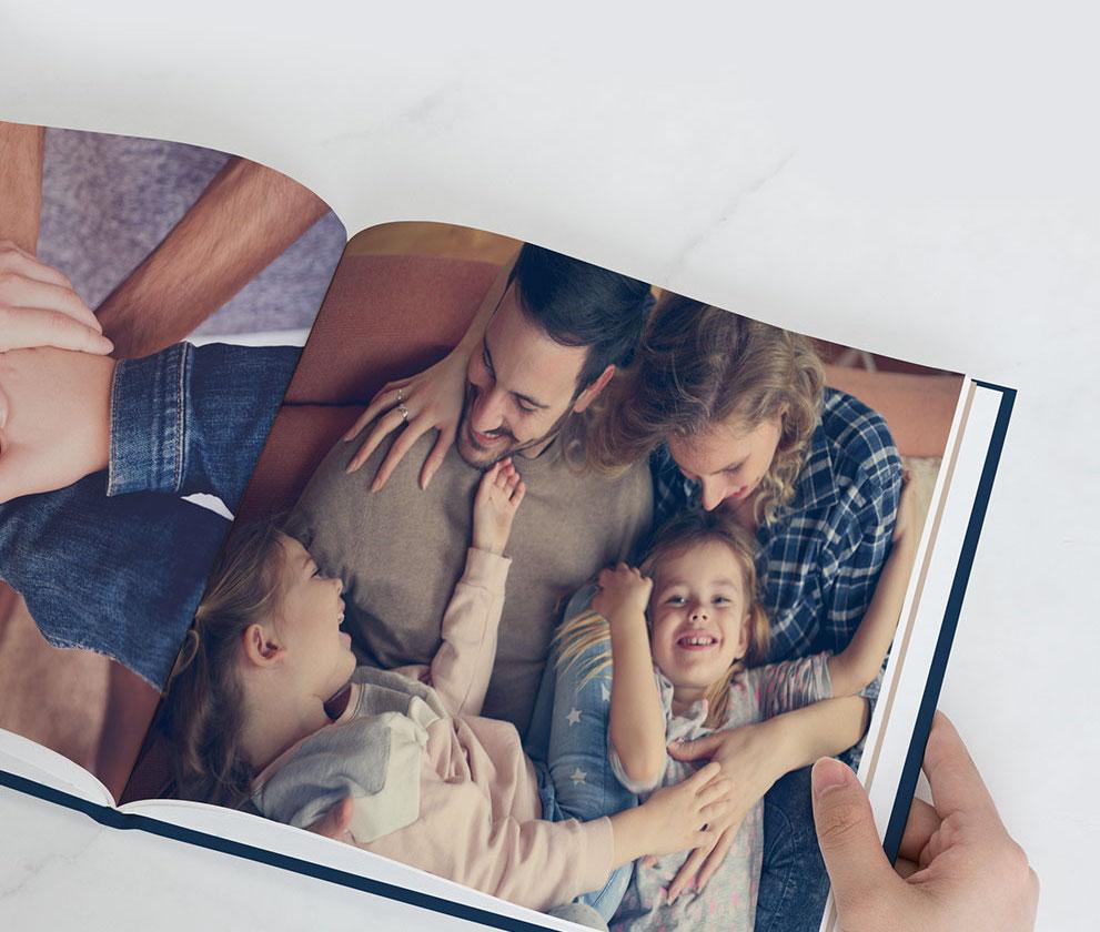 Photo Books Online Personalised Photo Albums India