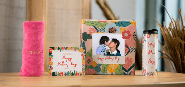 Personalised Mothers Day Gifts | FREE