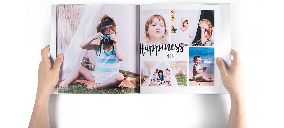 Deluxe Photo Albums Personalised Photo Books Online United